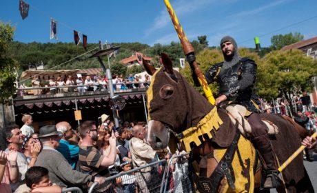 Fiestas para viajar por la historia